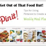 Get Out of That Food Rut! Pinterest to the Rescue