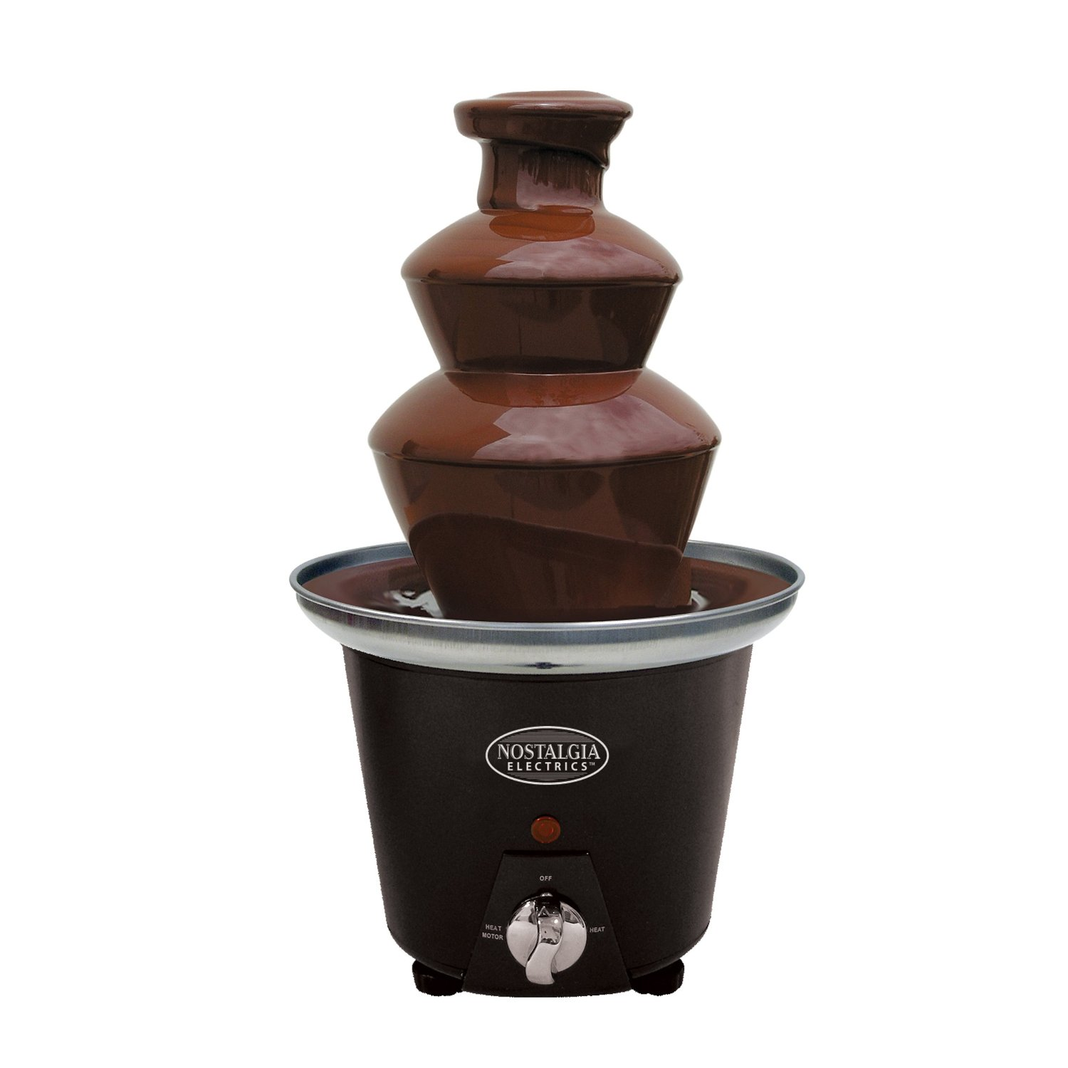 chocolate fountain The Flavorful Fork Personal Chef